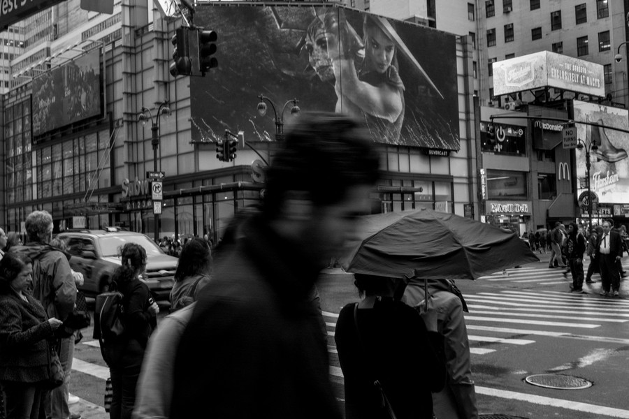 © Thierry Secretan - IMATAG in New York City 2017 - protected by IMATAG