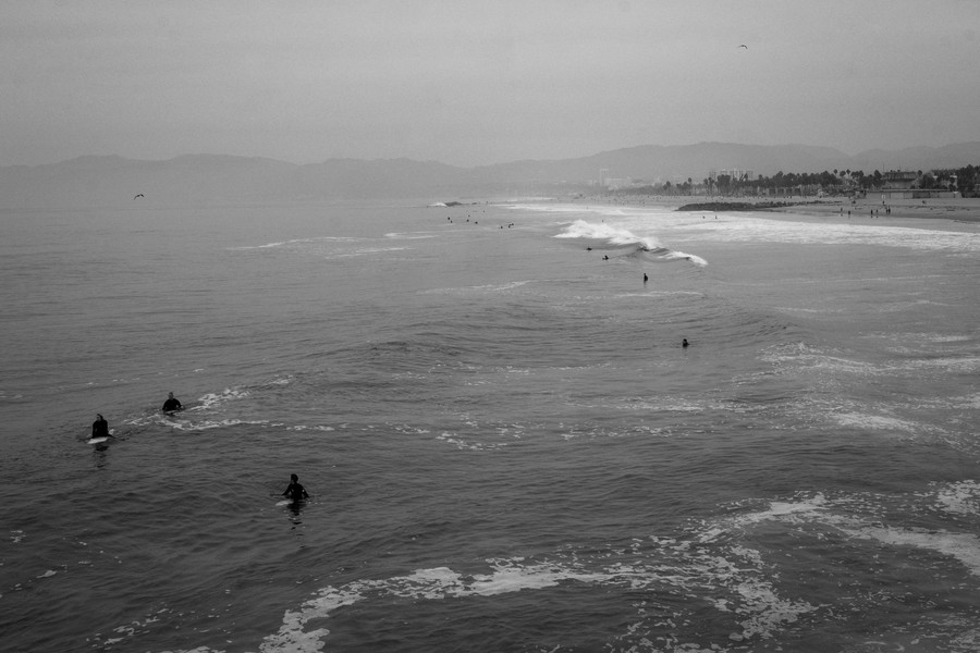 © Thierry Secretan - Los Angeles 2017 - Surfers, Venice Beach, - protected by IMATAG